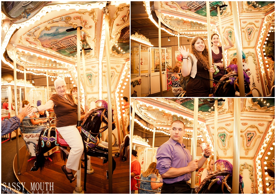 The Wedding Of Jessica And Cliff New England Carousel