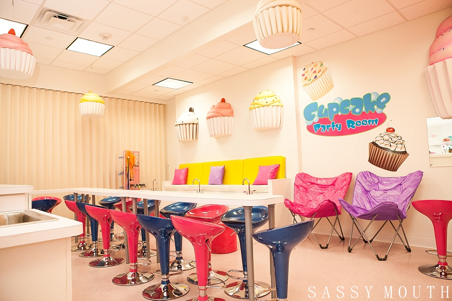 Childrens Salon and Spa Sundae Spa Milford, CT Sassy Mouth Top CT Photographer