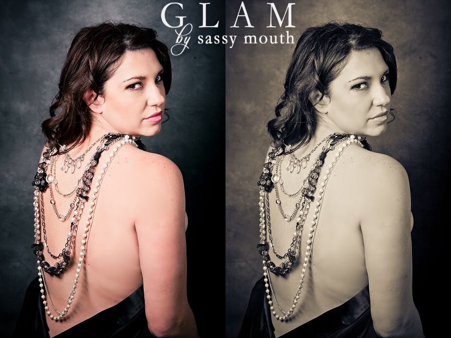 Glamour Photography - GLAM by Sassy Mouth - Top CT Photo Studio