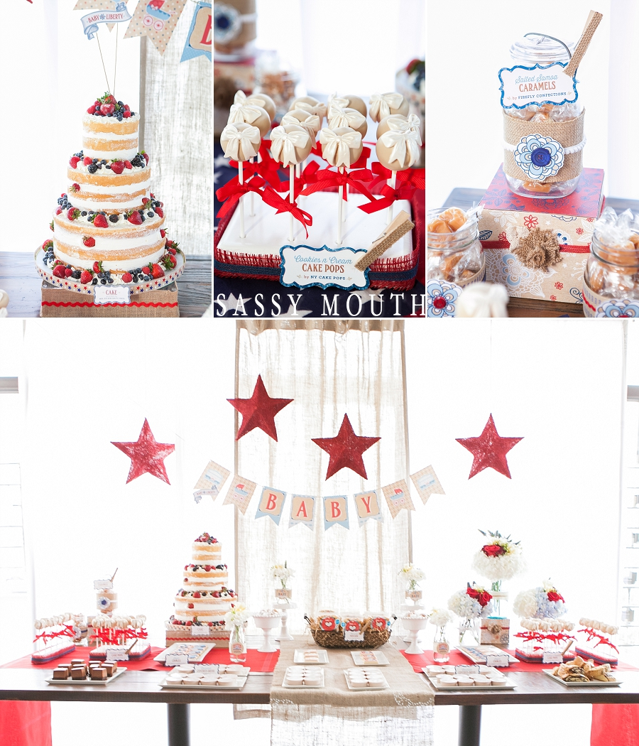 Operation Shower Baby Liberty Baby Shower - Sassy Mouth Photography Top CT Photographer - Battello Restaurant Kardashian Kids Babies R Us