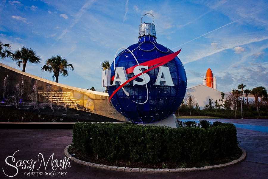 Kennedy Space Center - Cape Canaveral Florida - Sassy Mouth Photography Travel