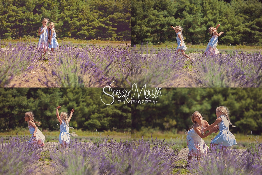 CT Travel Photographer Lavender Pond Farm Sassy Mouth Photography