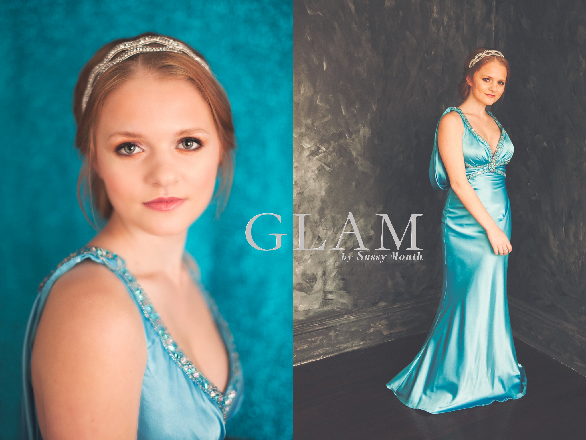 Connecticut Prom Portraits {GLAM By Sassy Mouth Glamour Photo ...