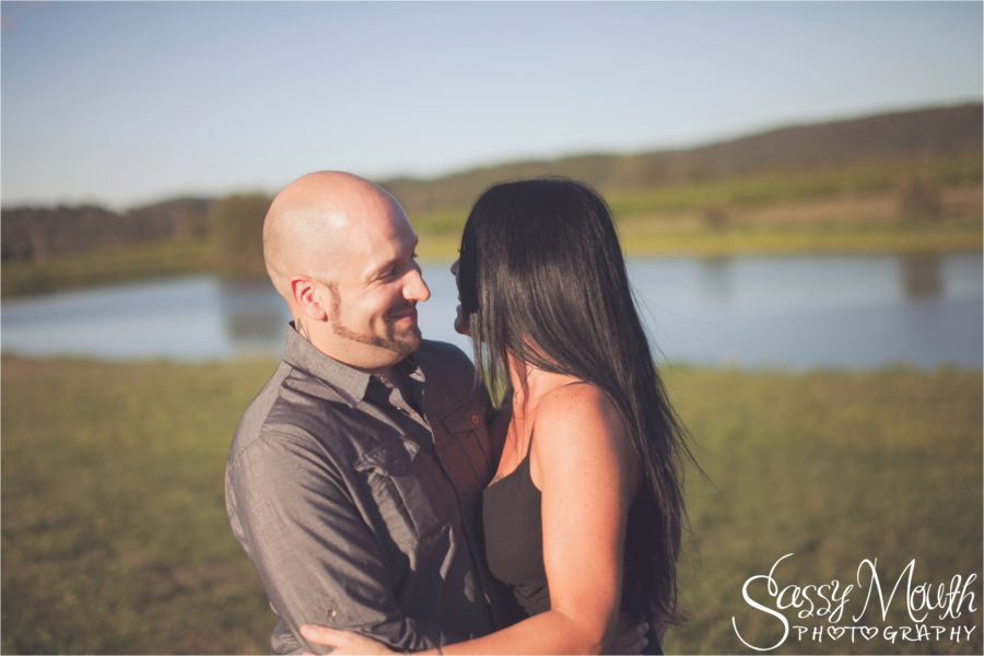 CT Engagement photographer sassy mouth photo gouveia vineyards