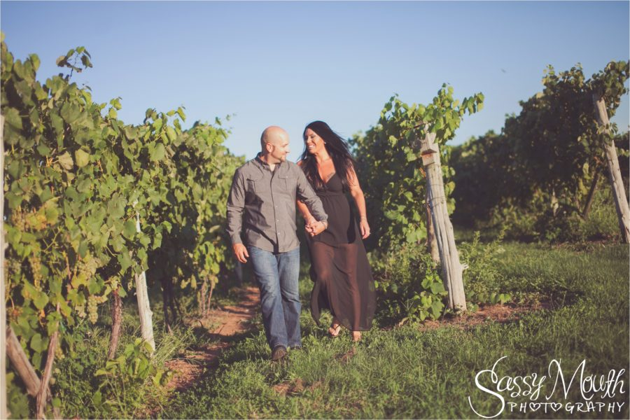 CT engagement photographer portrait photoshoot gouveia vineyards wallingford