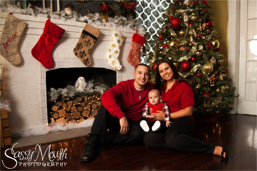 Ct Christmas Family Photos Sassy Mouth Photography The