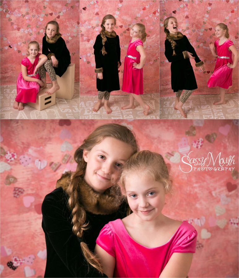CT Actress Model Superstar Genius Lilly and Abby Trowbridge Sassy Mouth Photography