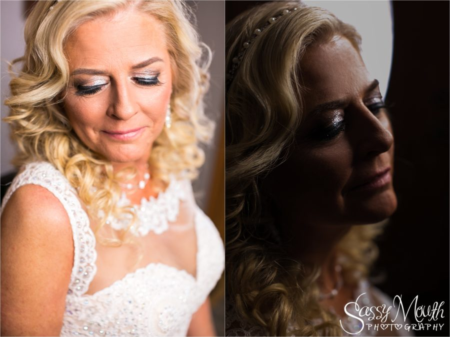 CT Wedding Photographer Sassy Mouth - Winter Bride Janelle