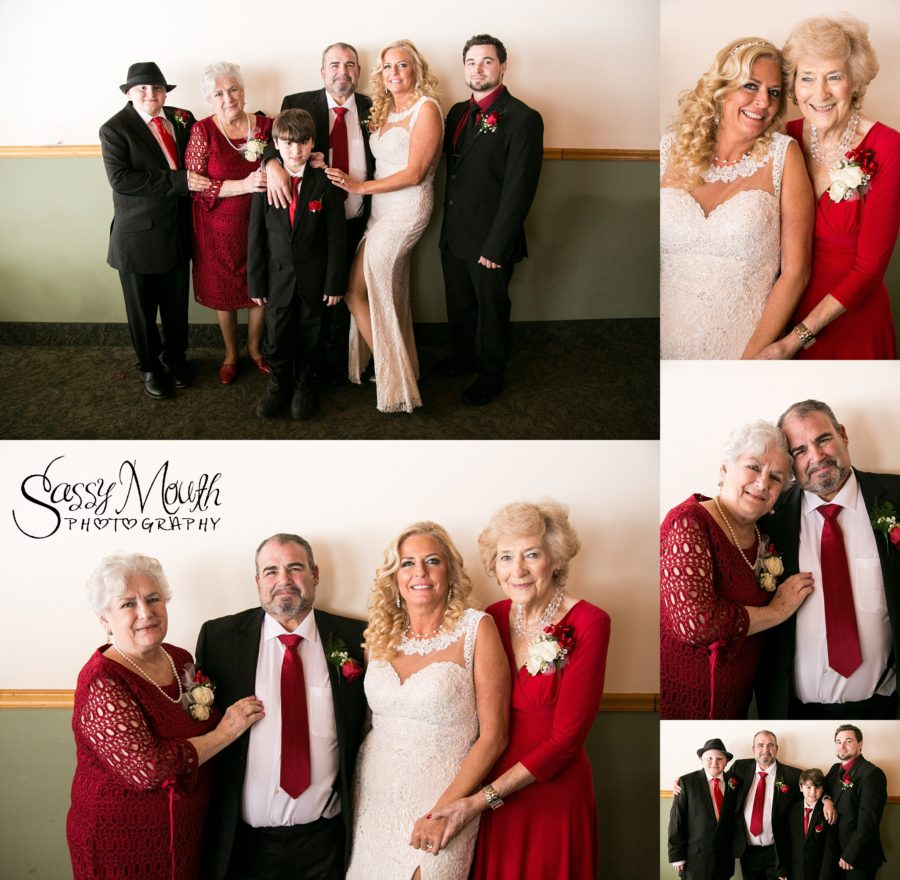 CT Wedding Photographer Sassy Mouth Photography Formal Family Portraits