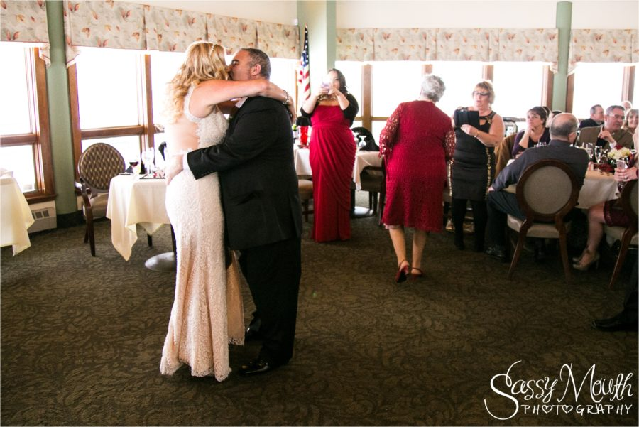 CT Wedding Photographer Sassy Mouth First dance Janelle and Chris