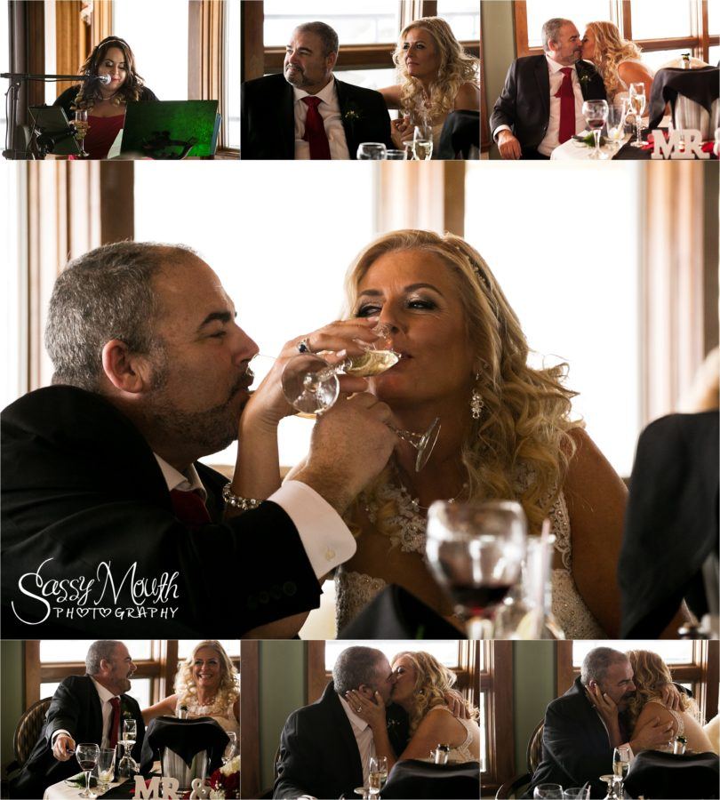 CT Wedding Photographer Sassy Mouth Violis Hunters Golf Course Janelle and Chris