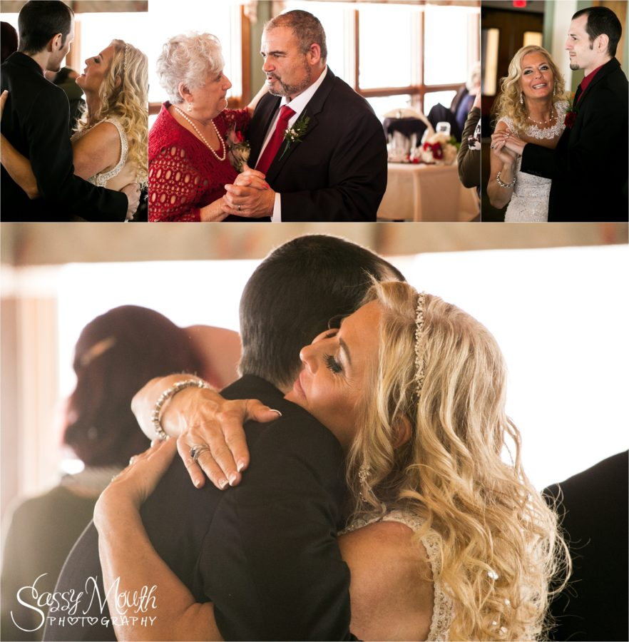 CT Wedding Photographer Dancing Sassy Mouth Violis Hunters Golf Course Janelle and Chris