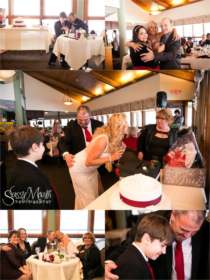 CT Wedding Photographer Timeless Moments Sassy Mouth Violis Hunters Golf Course Janelle and Chris