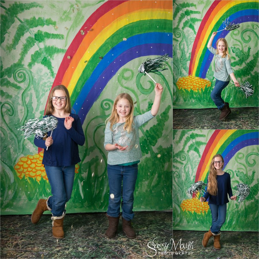 Lilly and Abby Trowbridge Child Superstar model genius actress sisters