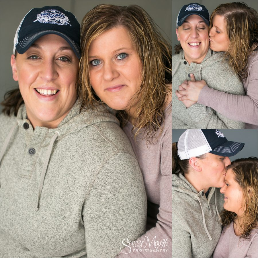 CT Couple Portraits Same Sex Lesbian Sassy Mouth Photography Meriden The Sassy Space