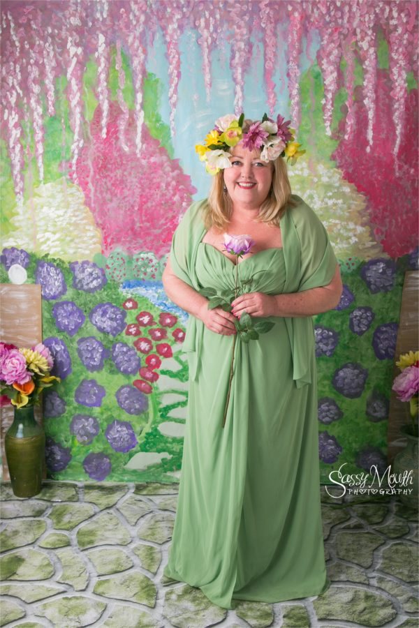 Judi Balletti - Portrait by Sassy Mouth Photography Marisa Balletti-Lavoie
